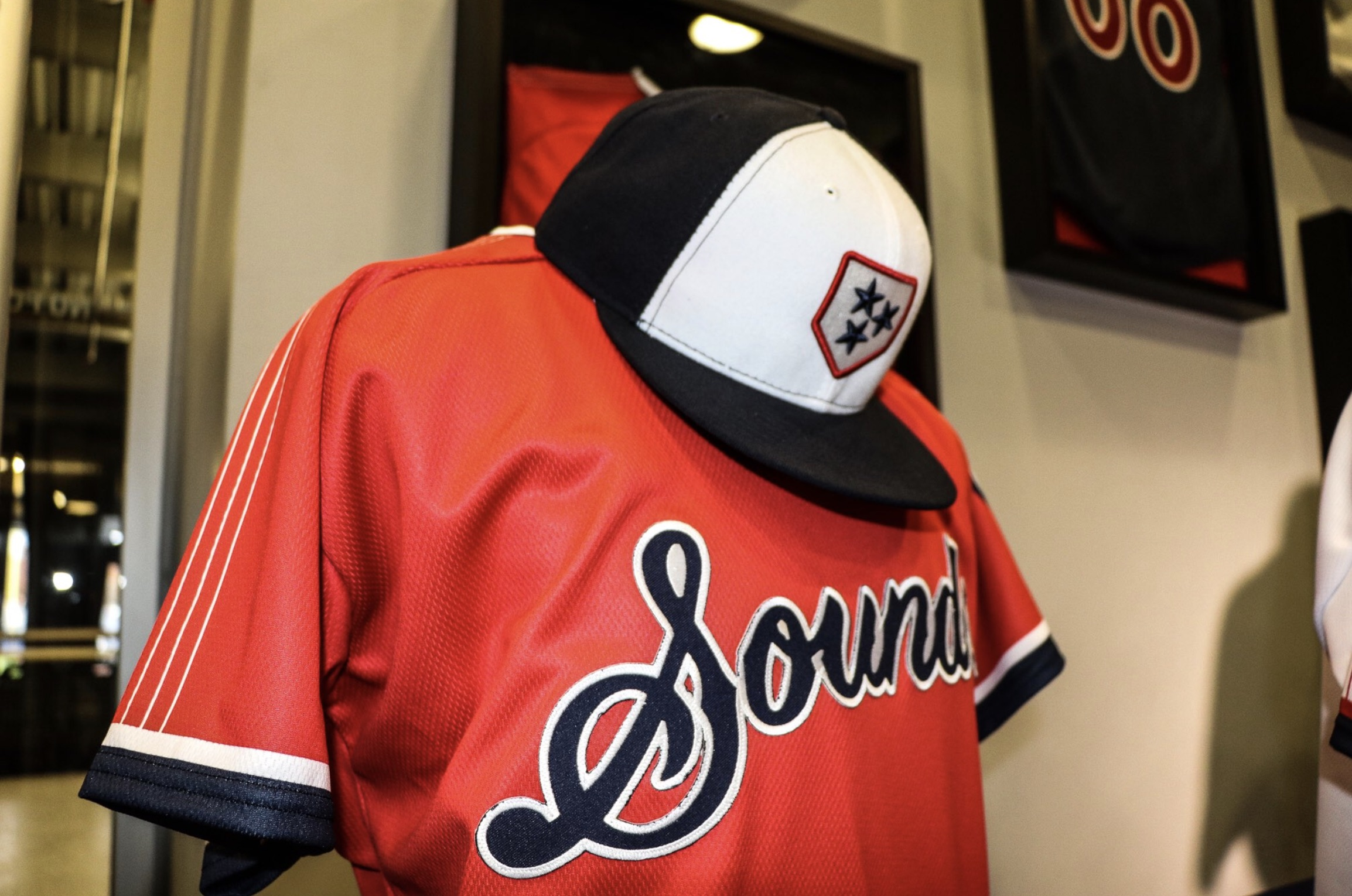 Nashville Sounds Singing A Different Tune With New Logos