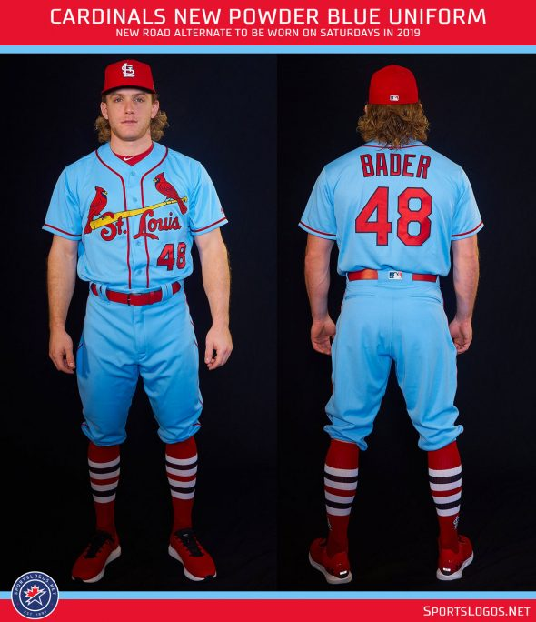 a7045ae6467 The St. Louis Cardinals join the Philadelphia Phillies in bringing back the  popular road uniform colour throughout baseball from the 1970s and 1980s.