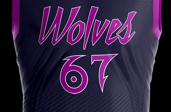 T-Wolves Unveil New Prince-Inspired Uniforms
