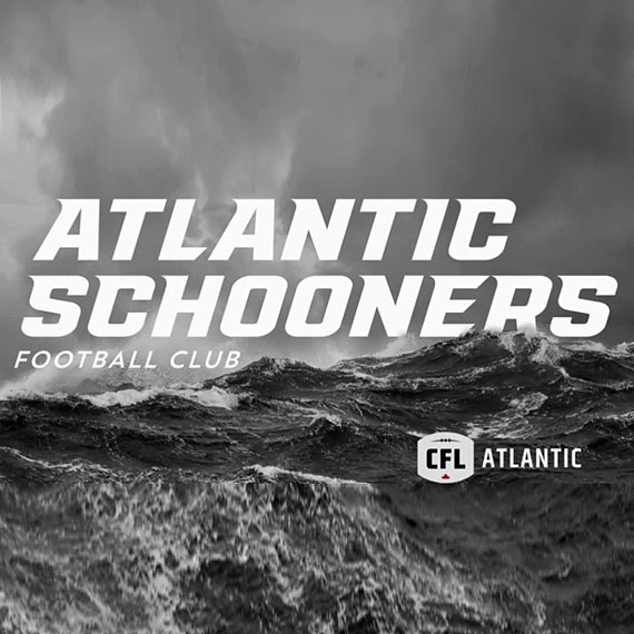 Atlantic Schooners Announced as Name of New CFL Team