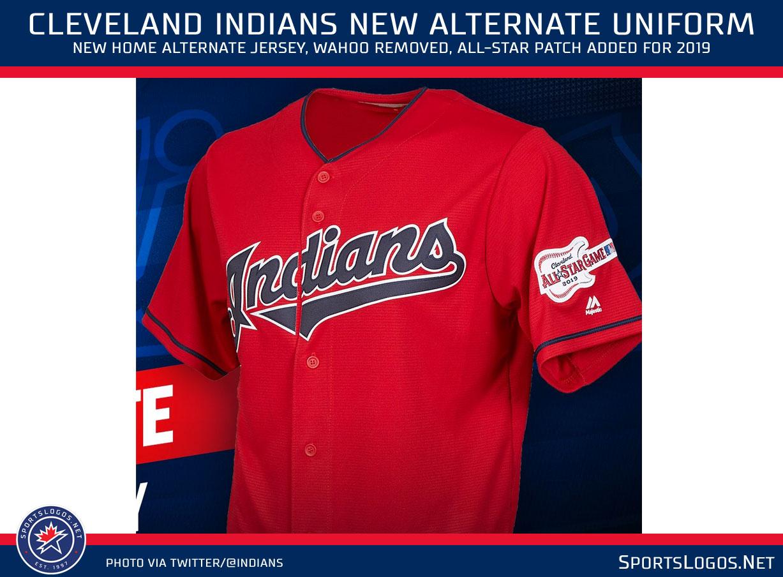 hot sale online ab80f 22406 Cleveland Indians Unveil New Uniforms, Cap for 2019 | Chris ...