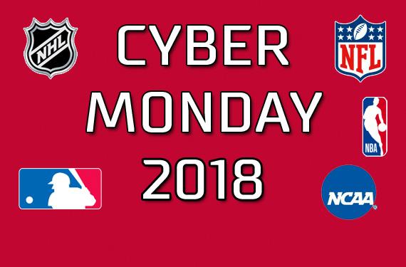 Cyber Monday Sports Sales 2018