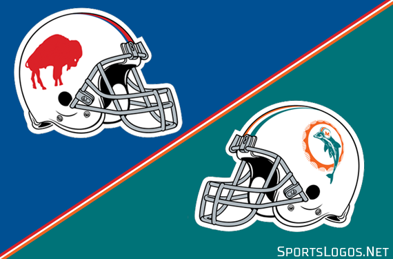A throwback showdown this weekend in the NFL as both the Buffalo Bills and Miami  Dolphins throw it back to the late-1960s early-1970s for their game Sunday  ... b6d2513f6