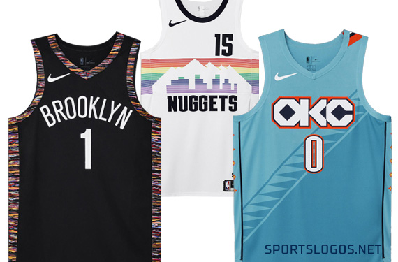 "2f69144717c The National Basketball Association is once again rolling out a series of  new ""City Edition"" uniforms this year"