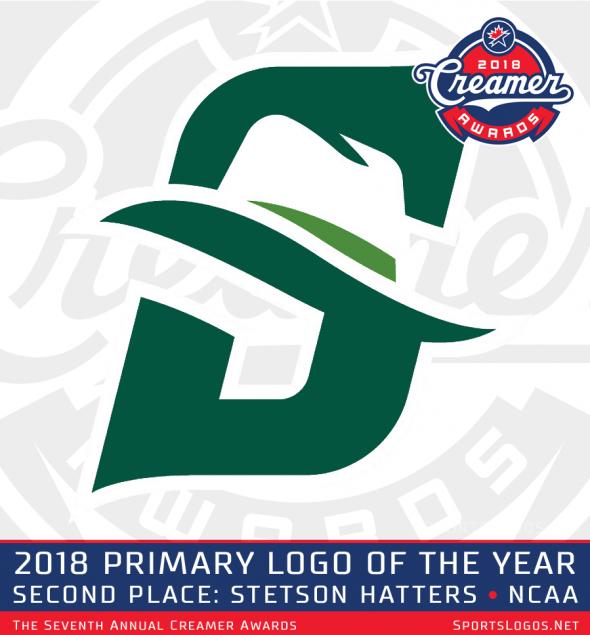 2018 Creamer Awards Winners  The Best New Sports Logos of 2018 ... 3e57f16c9745