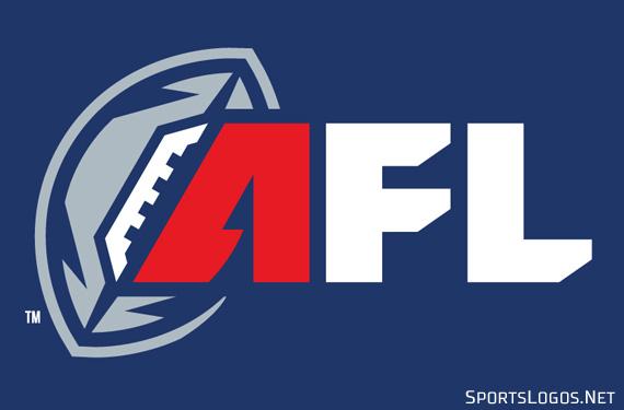 Arena Football League Gets New Logo