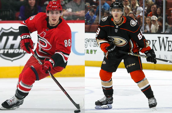 99854f14204 Tonight the Carolina Hurricanes will visit the Anaheim Ducks with both teams  suiting up in their dark home uniforms, Carolina in red and Anaheim in  black.