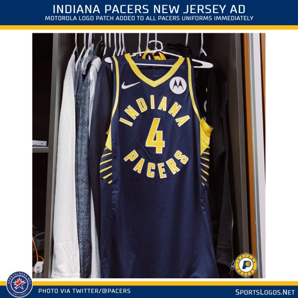 2a3843118 Pacers Announce A Jersey Ad