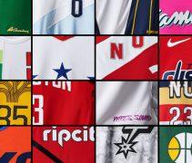 26dfe16a20b NBA Unveils New Earned Uniform for 16 Teams