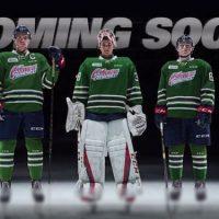 9da74a542f5 Oshawa Generals Tease New Green Uniform