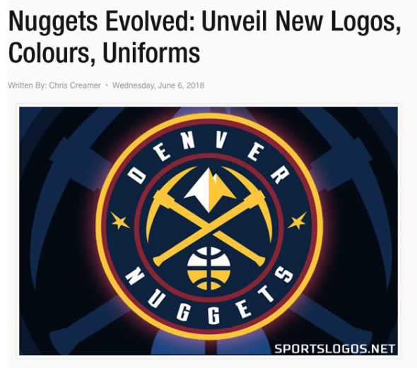 Denver Shooting March 2018: The Most Read Stories On SportsLogos.Net In 2018