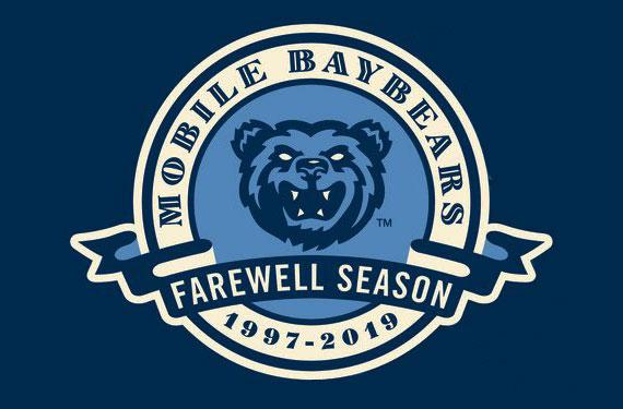 Mobile BayBears unveil Farewell Season logo
