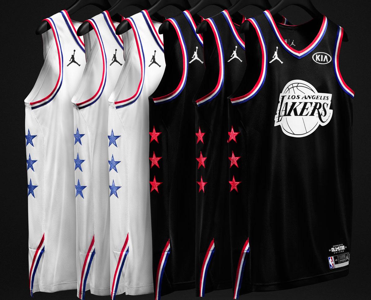 best service 2e6e0 14274 2019 NBA All-Star Game Uniforms Officially Unveiled | Chris ...