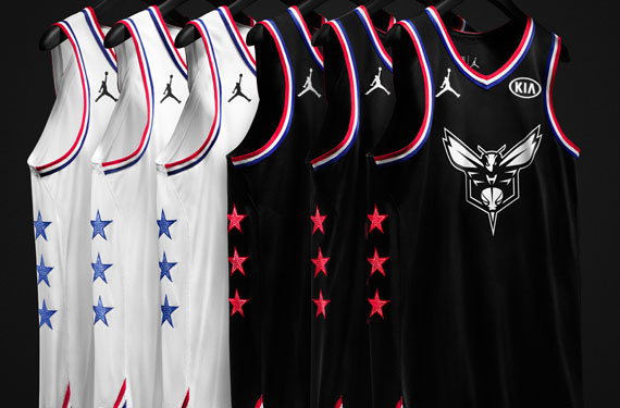 70c274e37bd 2019 NBA All-Star Game Uniforms Officially Unveiled
