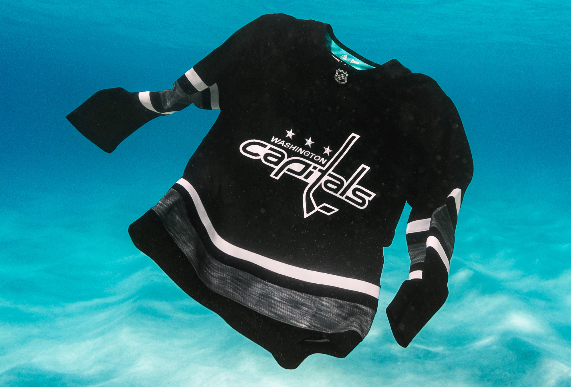 NHL Releases All-Star Game Jerseys, Made From Oceanic Debris