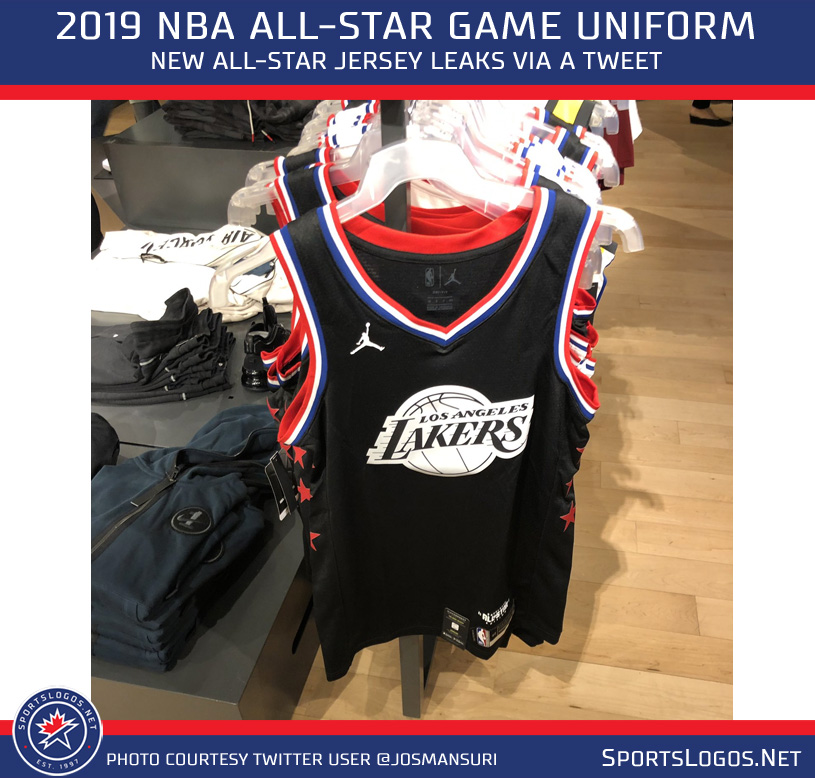 024cd9dabc9 New 2019 NBA All-Star Game Jerseys Leaked | Chris Creamer's ...