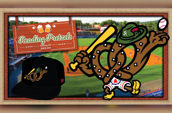Fightin Phils to play as Reading Pretzels