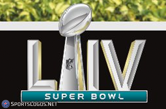 First Look Super Bowl Liv Logo Sportslogos Net News
