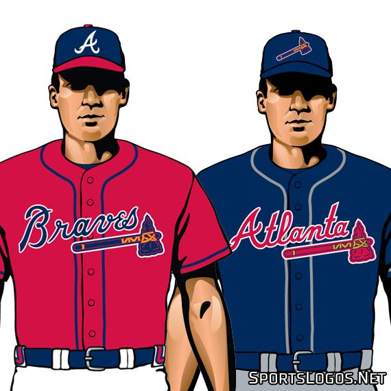 Atlanta Braves Tweak Road and Alternate Uniforms for 2019