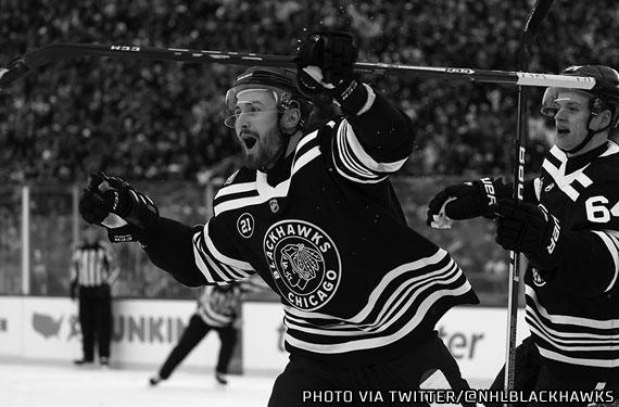 Blackhawks Bring Back Winter Classics For Three More