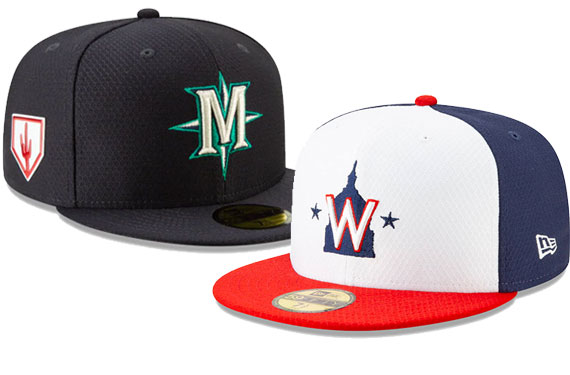 MLB Releases 2019 Spring Training Cap Collection  534b5b33550