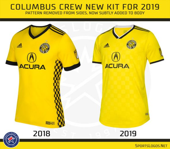 ba2e6f6bb3c The Columbus Crew have simplified things a bit for 2019