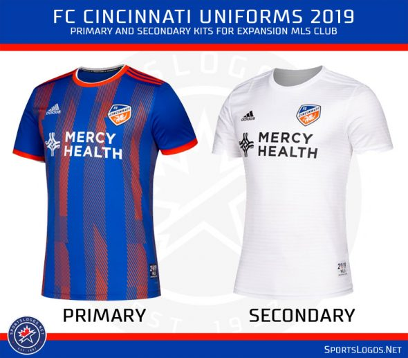 Mls A Look At All The New Mls Uniforms For 2019 Sportslogos Net News
