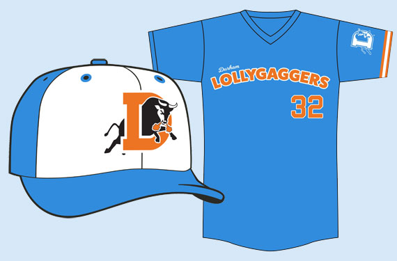 Durham Bulls to rebrand as Durham Lollygaggers for a game
