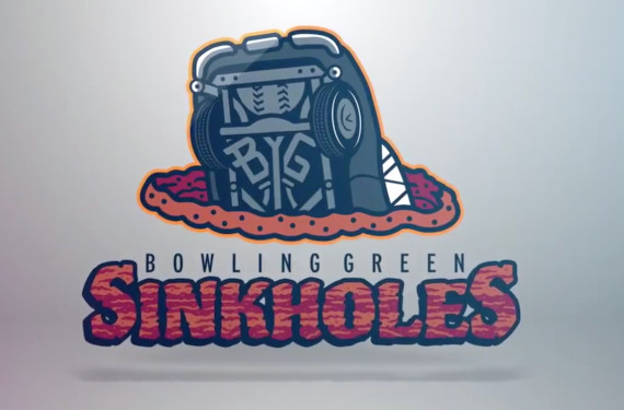 Bowling Green Hot Rods commemorate five years since Corvette sinkhole