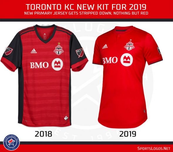 new style 3064b e3ee3 MLS: A Look at all the New MLS Uniforms for 2019 | Chris ...