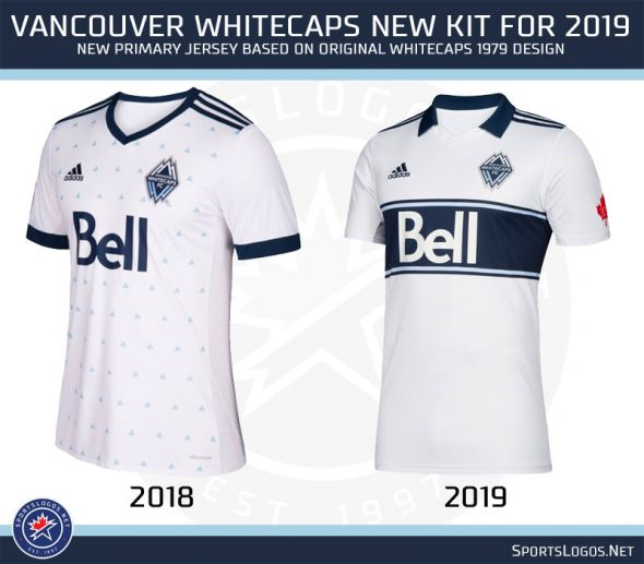 new style db010 75609 MLS: A Look at all the New MLS Uniforms for 2019 | Chris ...