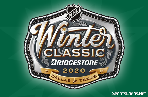 Buckle Up! NHL Unveils 2020 Winter Classic Logo in Dallas