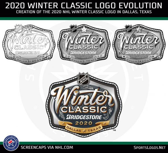 2020 Nhl Winter Classic.Buckle Up Nhl Unveils 2020 Winter Classic Logo In Dallas