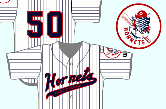 Charlotte Knights throw back 50 years as Hornets