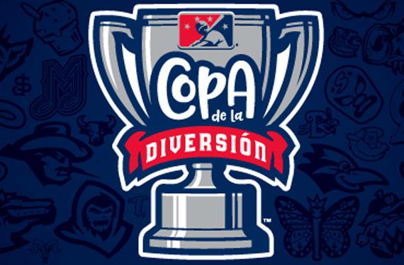 MiLB unveils Copa de la Diversion logos: Part 2