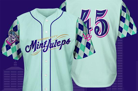 Louisville Bats to play as Derby City Mint Juleps