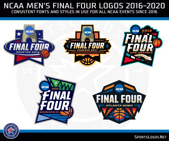 Studio Stories: The 2019 and 2020 Final Four Logos | Chris