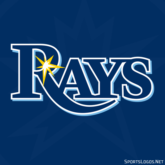 tampa bay rays change logo tweak unis announce throwbacks sportslogos net news tampa bay rays change logo tweak unis