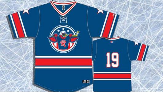 Rochester Red Wings to wear hockey-themed jerseys