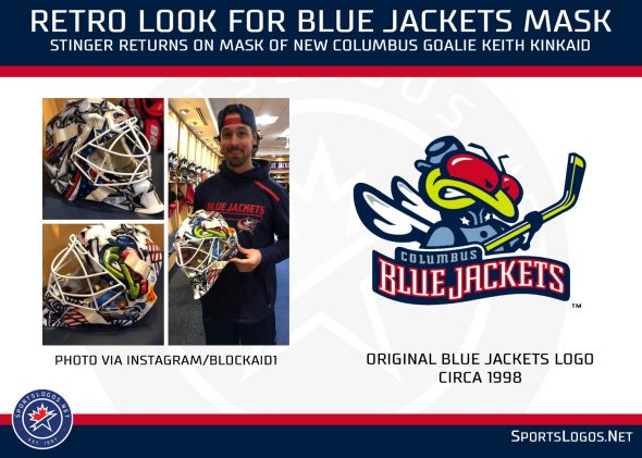 columbus blue jackets retro jersey
