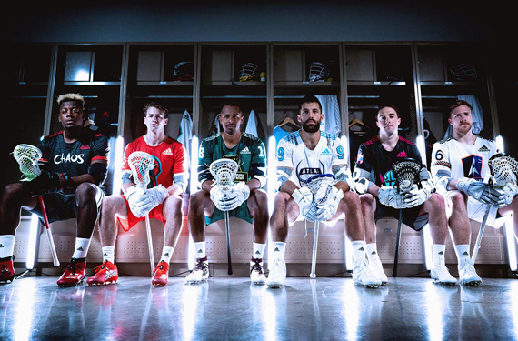 Adidas Unveils Uniforms for New Premier Lacrosse League