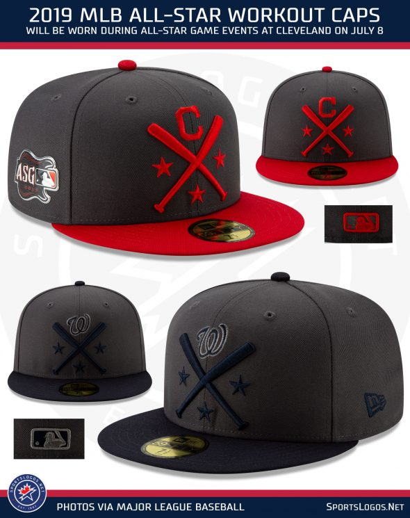 Mlb Unveils 2019 Holiday All Star Caps And Uniforms Chris