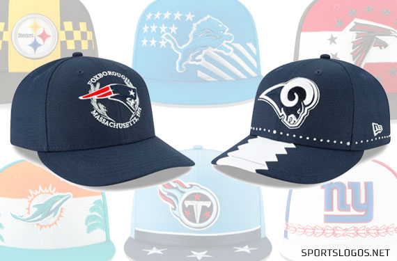 NFL, New Era Release the 2019 NFL Draft Cap Collection
