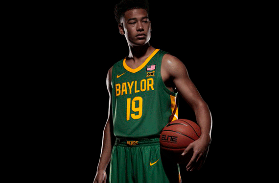 Department Unveils Baylor Athletic | Brand  United Chris
