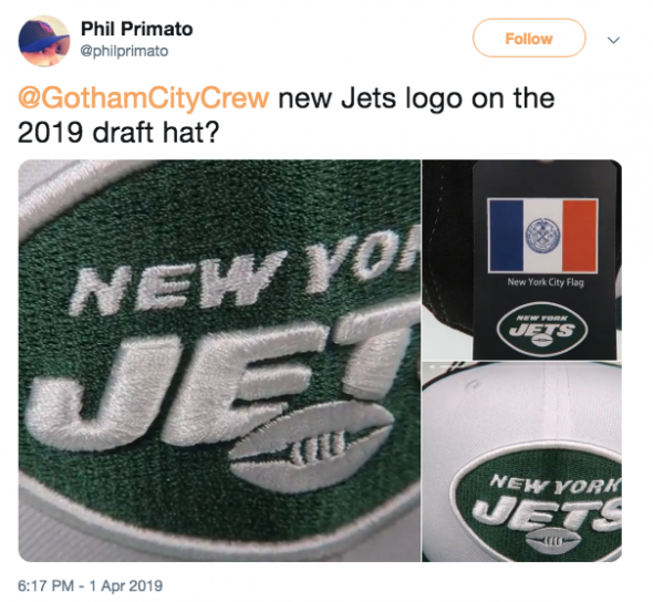 New York Jets unveil new logo and uniforms, draw mixed reviews