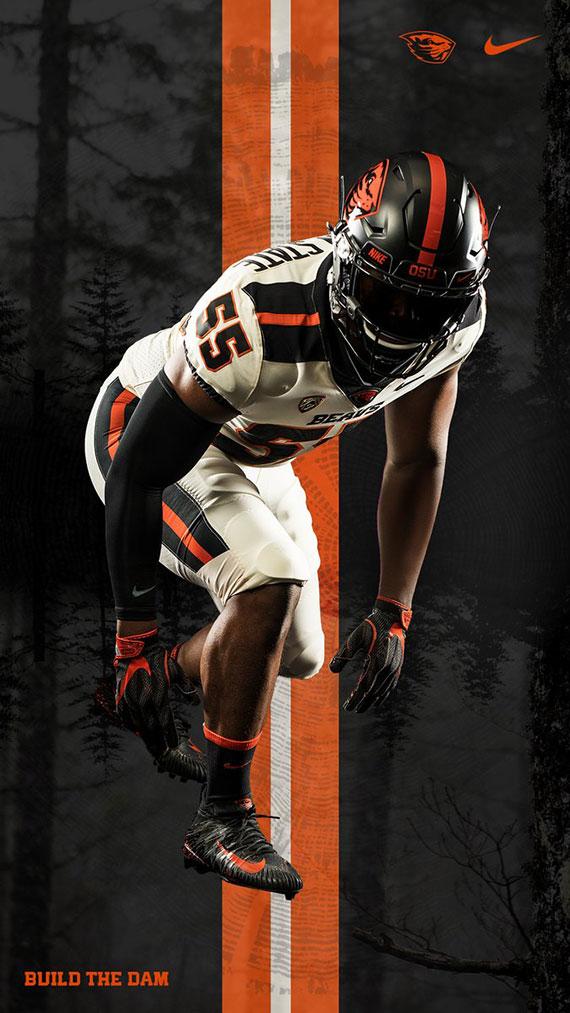 Oregon State Unveils New Football Uniforms – SportsLogos.Net News