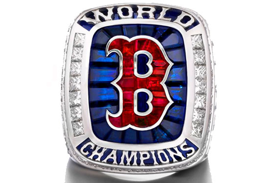 Red Sox Receive 2018 World Series Rings