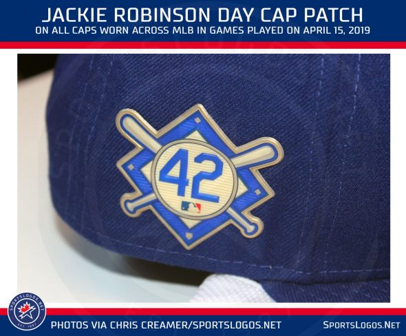 Dodgers Throwback Uniforms, Everyone in 42 for Jackie Robinson Day 2019 - SportsLogos.Net News