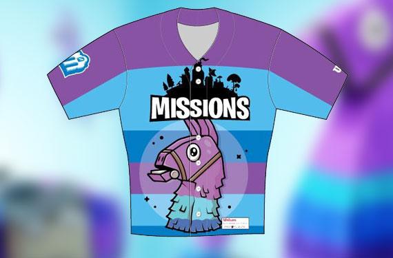 San Antonio Missions to wear loot llama jerseys on Fortnite Night
