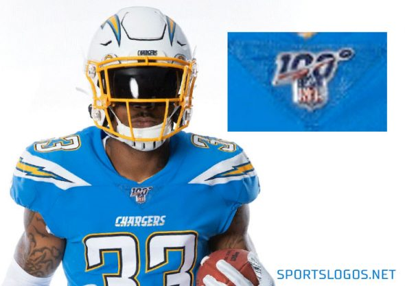 LA Chargers Announce Changes to Uniform for 2019 | Chris Creamer's